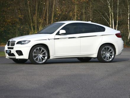 Bmw X6m White. Hamann BMW X6M Tycoon Evo M