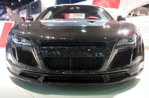 PPI Razor GTR Audi R8 in visible carbon fiber  ppi carbon r8 5