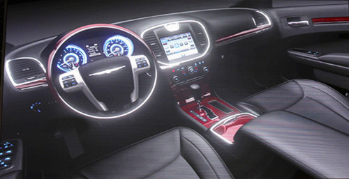 2011 Chrysler 300 Top Car