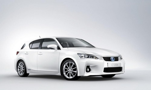 Lexus Ct 200h Images. Lexus CT 200h Official Details