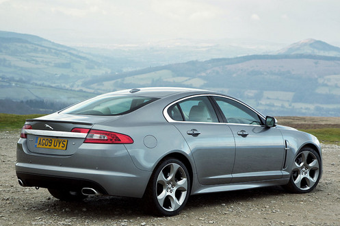 2011 Jaguar XF Picture