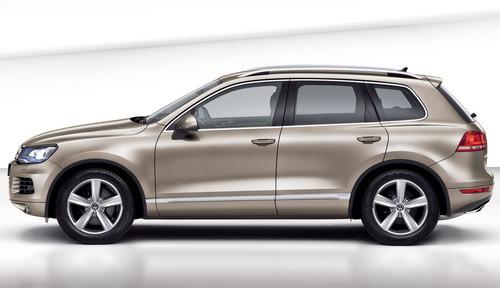 2011 VW Touareg Unveiled