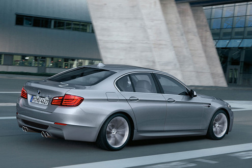 Renderings: 2012 BMW M5 2012 bmw m5 2
