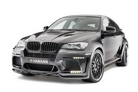 Bmw X6m Black. HAMANN BMW X6M TYCOON EVO
