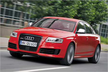 2010 Audi Rs6 Sedan. Limited Edition Audi RS6 Sport