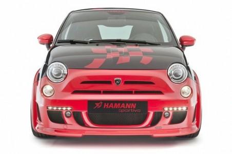 Hamann Retunes Fiat 500 Abarth