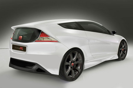 Honda CR Z Type R In The Works? honda cr z type r 2. via: straighline