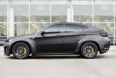 Lumma Design Presents 650hp Bmw X6m