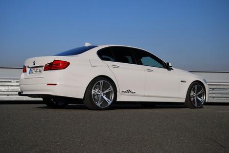 AC Schnitzer Wheels For 2011 BMW 5 Series AC Schnitzer 2011 BMW 5 Series 2