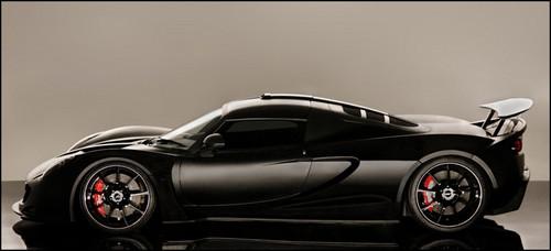 Hennessey Venom GT Supercar Revealed Hennessey Venom GT 4