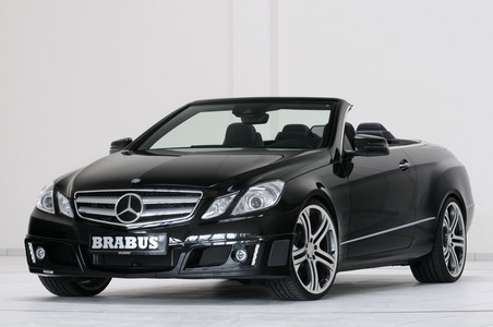 Brabus Package For Mercedes E Class Cabrio brabus eclass cabrio 2