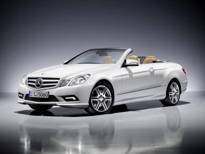 Mercedes E Class Convertible Amg And Prime Editions