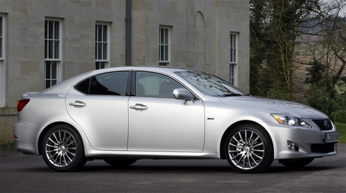 Lexus Isf Sport. Lexus IS F Sport Sedan