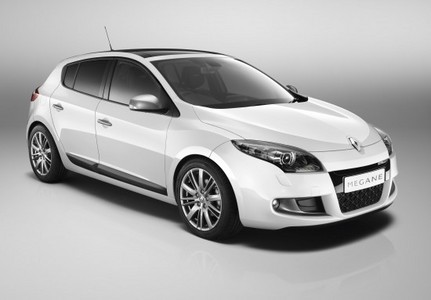 2011 Renault Megane GT Line For UK megane gt line 1