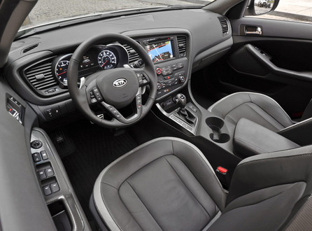 Kia Magentis. 2011 Kia Optima Official