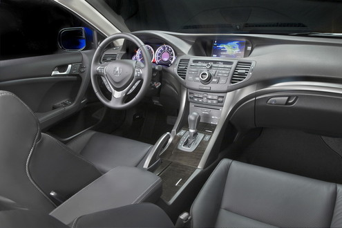 Acura  2009 on 2011 Acura Tsx Sport Wagon 2011 Acura Tsx Sport Wagon 9