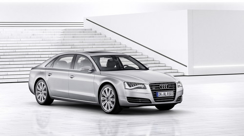2011 Audi A8 Long Wheelbase With W12 Engine 2011 audi a8 lwb 1