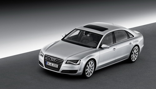 2011 Audi A8 Long Wheelbase With W12 Engine 2011 audi a8 lwb 2