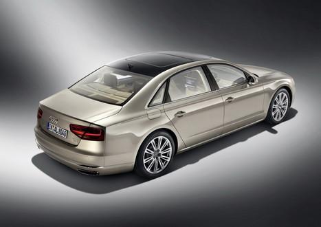 2011 Audi A8 Long Wheelbase With W12 Engine 2011 audi a8 lwb 6