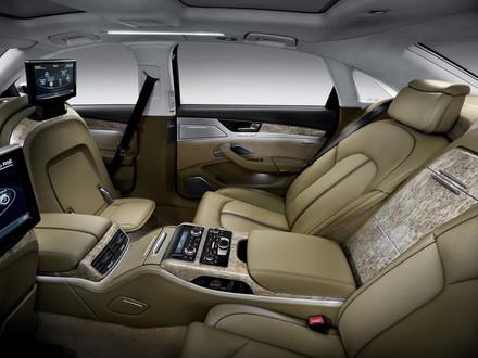 2011 Audi A8 Long Wheelbase With W12 Engine 2011 audi a8 lwb 8