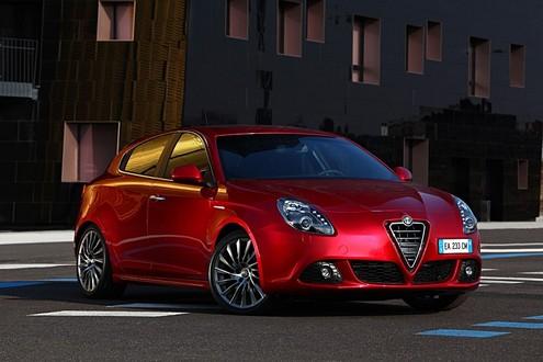 Alfa Romeo Giulietta   New Pics And Details Alfa Romeo Giulietta 1