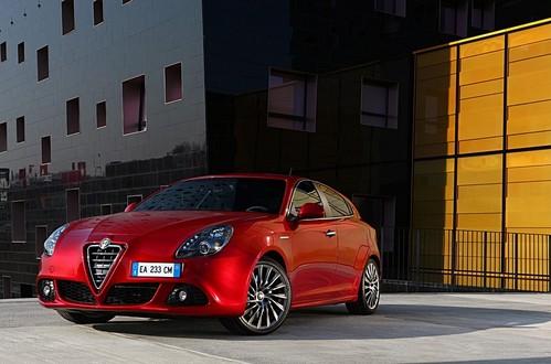 Alfa Romeo Giulietta   New Pics And Details Alfa Romeo Giulietta 2