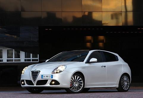 Alfa Romeo Giulietta New Pics And Details Alfa Romeo Giulietta 4