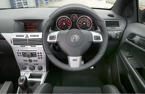 Vauxhall Announced Astra Vxr Arctic Edition