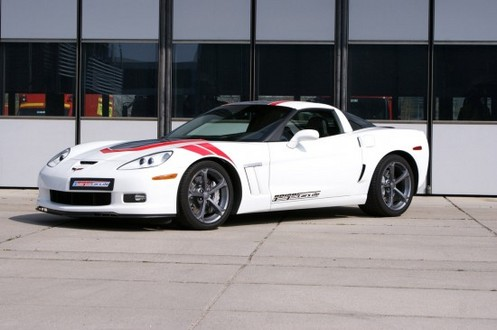 geigercars corvette grand sport 1 at GeigerCars Corvette Grand Sport