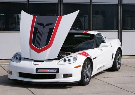 geigercars corvette grand sport 2 at GeigerCars Corvette Grand Sport