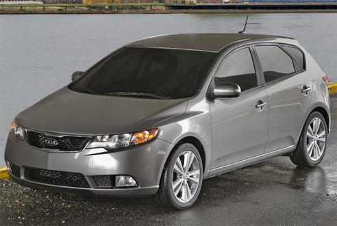 Kia Cerato Forte Hatchback. Kia Forte 5 Door Hatchback
