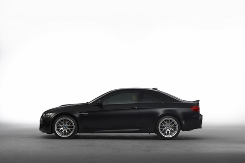 Bmw M3 Competition Package Frozen Black Revealed