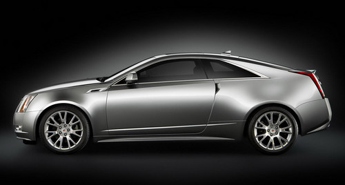 2011 cadillac cts cts v coupe pricing announced. Black Bedroom Furniture Sets. Home Design Ideas