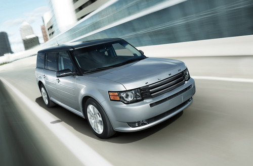 2011 Ford Flex Titanium Edition 2011 Ford Flex Titanium 1