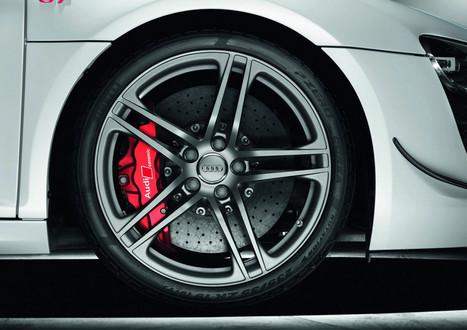 Audi R8 Gt 2011. 2011 Audi R8 GT Revealed 2011