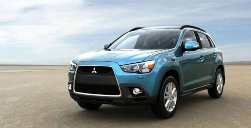 Mitsubishi asx at 2010 Mitsubishi ASX UK Pricing