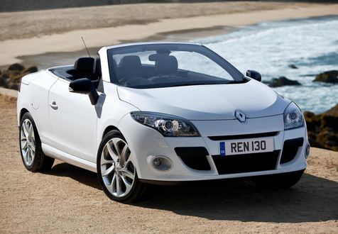 renault m gane coupe cabrio uk pricing options. Black Bedroom Furniture Sets. Home Design Ideas