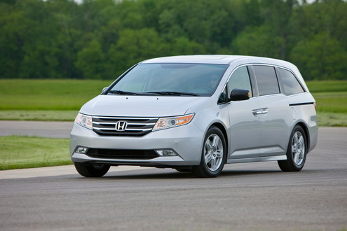 2011 Honda Odyssey U S Pricing