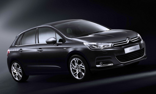 2011 citroen c4 facelift revealed. Black Bedroom Furniture Sets. Home Design Ideas