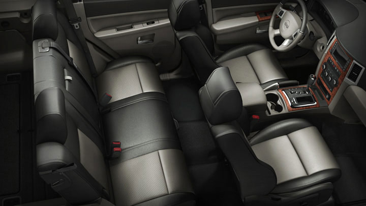 2011 jeep grand cherokee iihs top safety pick award winner - 2010 jeep grand cherokee interior ...