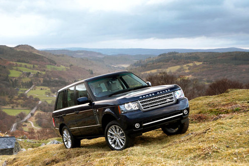2011 range rover 1 at 2011 Range Rover Announced   Gets New V8 Diesel