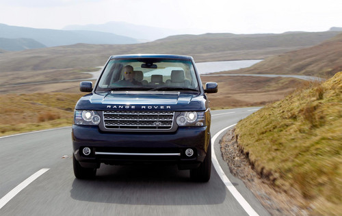 2011 range rover 2 at 2011 Range Rover Announced   Gets New V8 Diesel