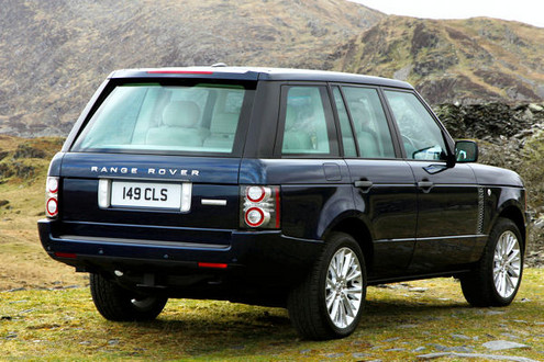 2011 range rover 6 at 2011 Range Rover Announced   Gets New V8 Diesel