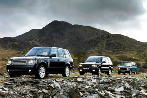 2011 range rover 8 at 2011 Range Rover Announced   Gets New V8 Diesel