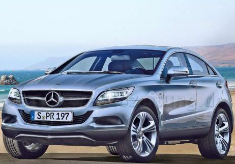 2014 mercedes glc crossover at 2014 Mercedes GLC Crossover