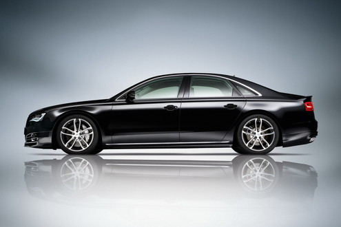 ABT Audi A8 2 at ABT AS8 Based On 2011 Audi A8