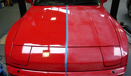 Best Way To Wax A Red Car