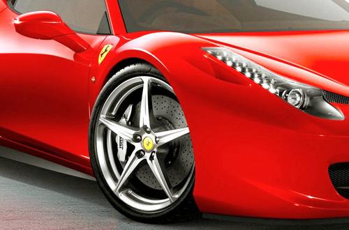 458 italia ferrari. Ferrari 458 Spider Comes With