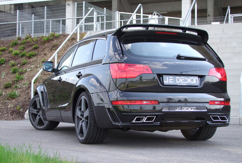 Audi S5 Blacked Out. Audi Q7 is a huge vehicle by