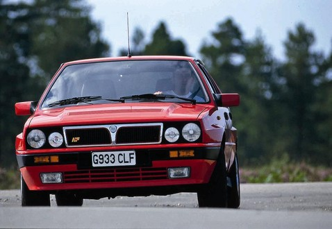 Lancia Delta Integrale is the best of them all ever, it must be quite
